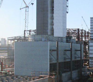 Установка ВРУ-1400 по производству азота и кислорода.