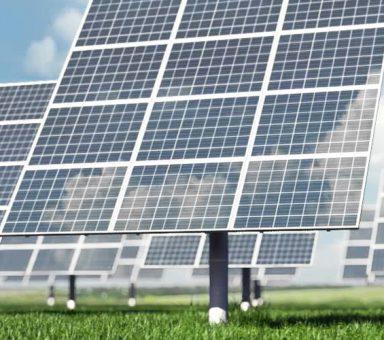Солнечная электростанция 50МВт
